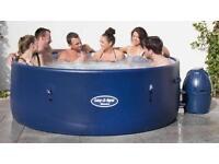 Laz-z-spa Monaco hot tub