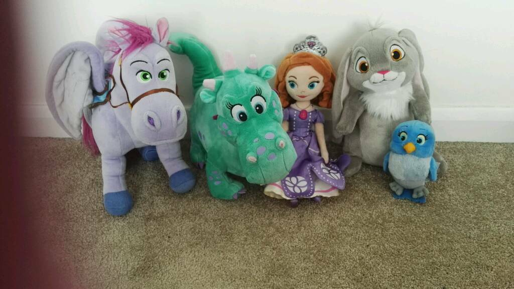 Sofia the first bundle