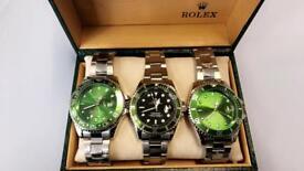 Hulk Rolex marvel wristwatch watch free loc del gold retro style fashion eid Father's Day gift