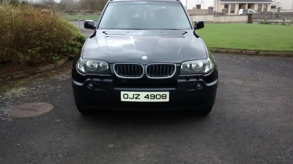2004 BMW X3 2.0d SE *Long MOT* *Just Serviced* | in Ballymoney ...