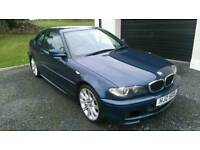 BMW 318ci M Sport Coupe