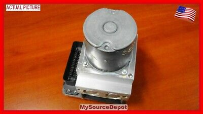 2011,2012,BMW,528I,550I,535I,650I,ABS PUMP,MODULE PUMP,ANTI-LOCK BRAKE