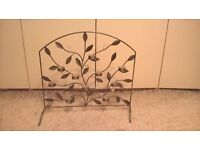 decorative screen and night light holder. holds 10 night lights. 55cm wide x 52cm tall