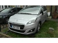 PEUGEOT 5008, 2017 PRIVATE SELL.