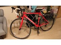 Carrera Bike for sale - like new used about 4 times