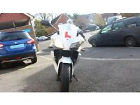 yamaha yzfr125cc £1595ono only selling due to ill health