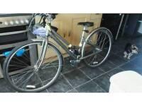 Ridgeback rapide hybrid 10 speed bike