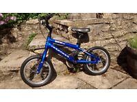 """Boys Ridgeback MX14"""" Bike"""