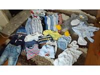 3-6 month baby boys bundle