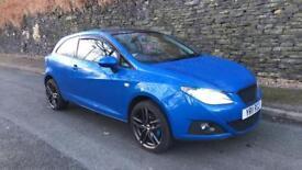 2011 Seat Ibiza, 1.6 TDI, 105, Sport, FSH, Full MOT, Remapped, £30 Tax.