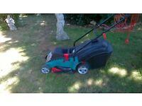 Bosch electric lawn mower rotak 400er 1700w