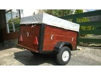 Camping Trailer (excellent condition)