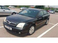 vectra petrol 2.2 very good car 5 doors mot 11/16 only £550