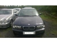 BMW 318 (2001) O/S Headlight - IN EXCELLENT USED CONDITION!