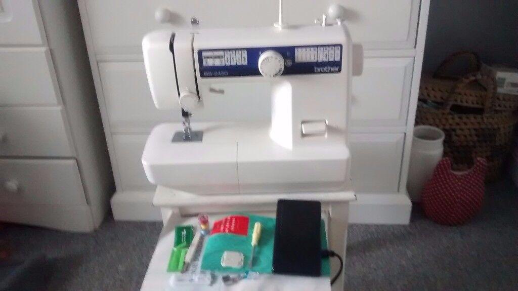 Sewing Machine Brother BS40 In Hemel Hempstead Hertfordshire Adorable Brother Bs 2450 Sewing Machine Instructions