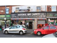 DOUBLE FRONTED FULL BUILDING LEASE FOR SALE ON THE MAIN ALUM ROCK ROAD - BIRMINGHAM