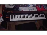 Nektar keyboard controller impact GX 61
