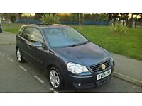 VOLXSWAGEN POLO 2008 08 1.2 MATCH 5 DOOR HATCHBACK MANUAL, LONG MOT 1995