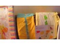 Happy circus (unisex)nursery bundle