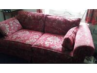 Tapestry Sofa - Collection Only