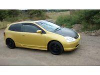 Honda Civic ep2 1.6