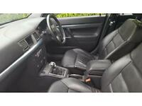 £1200 vauxhall vectra Elite full leather interior 9 months M.O.T 4 new tyres