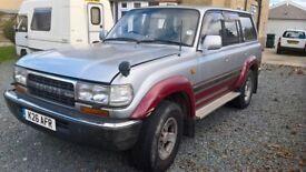 Toyota Land Cruiser 1993 4.2d