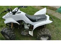 200cc for spares or repair quad bike swap for pit bike or £200ono