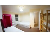 Half Ensuite Female London House Flat Share, Double Size Room at Single Price -- mint pie