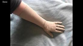 Vintage Dents Gloves