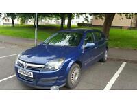 Vauxhall astra (29k mileage) 1 owner. 1 year mot