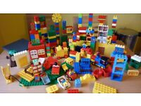 Duplo, quite a large assortment, well played with £30