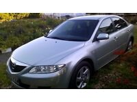 MAZDA 6 2002 11 MONTH MOT ---750ONO--- MUST GO!!! OFFERS WELCOME