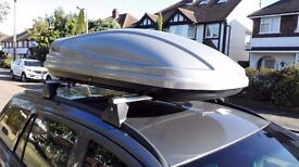 Thule Atlantis 200 roof box to rent - only £7/day
