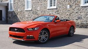 2016 Ford MUSTANG 2.3L ECOBOOST PREMIUM