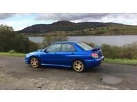 WRX spoiler Subaru