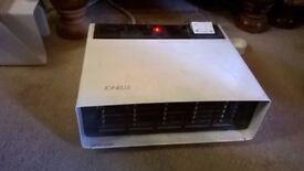 Jonelle electric fan heater excellent central London bargain
