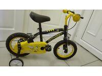 """Kids bike stringer 12""""wheels"""