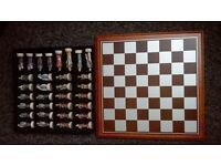 Chess set good vs evil £30
