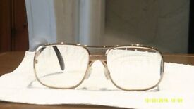 Glasses Frame By Metzler Of Germany