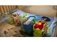 5 bags of baby/toddler girls clothes