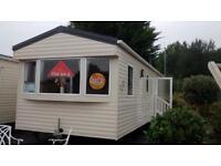 Cheap Caravan For Sale sited Talacre Beach 5* Park North Wales