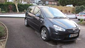 Ford C Max '08 - good condition, reliable and great value. Selling because I'm buying a smaller car.