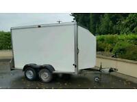 10 ft box trailer