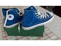 Converse mens high top trainers