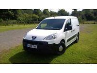 2010 Peugeot Partner Van