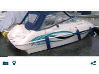 Fletcher 19 gts cuddy boat