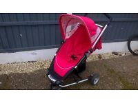 LOVELY PETITE STAR ZIA 2 PUSHCHAIR