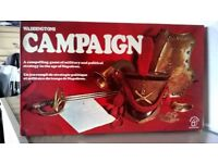 """CAMPAIGN"" Strategy war Game."