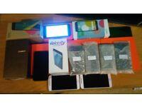 JOBLOT OF MOBILE PHONES - MOTOROLA - ZTE - NOKIA - WILEYFOX - VODAFONE
